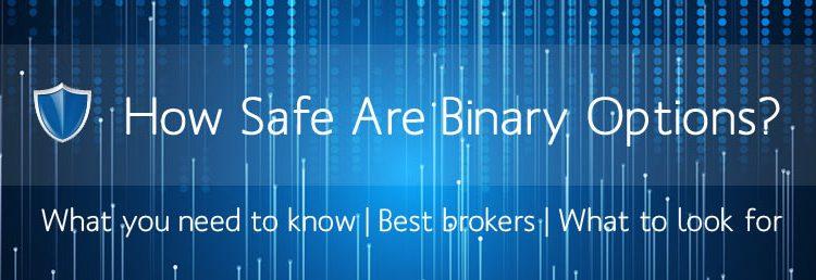 binary options safe