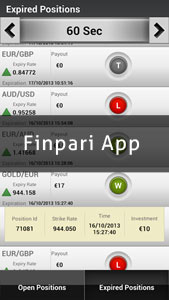 finpari app