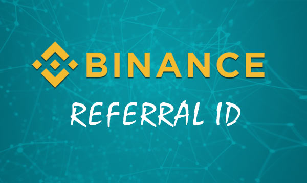 Binance Referral ID