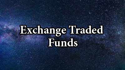 gold exchange traded funds
